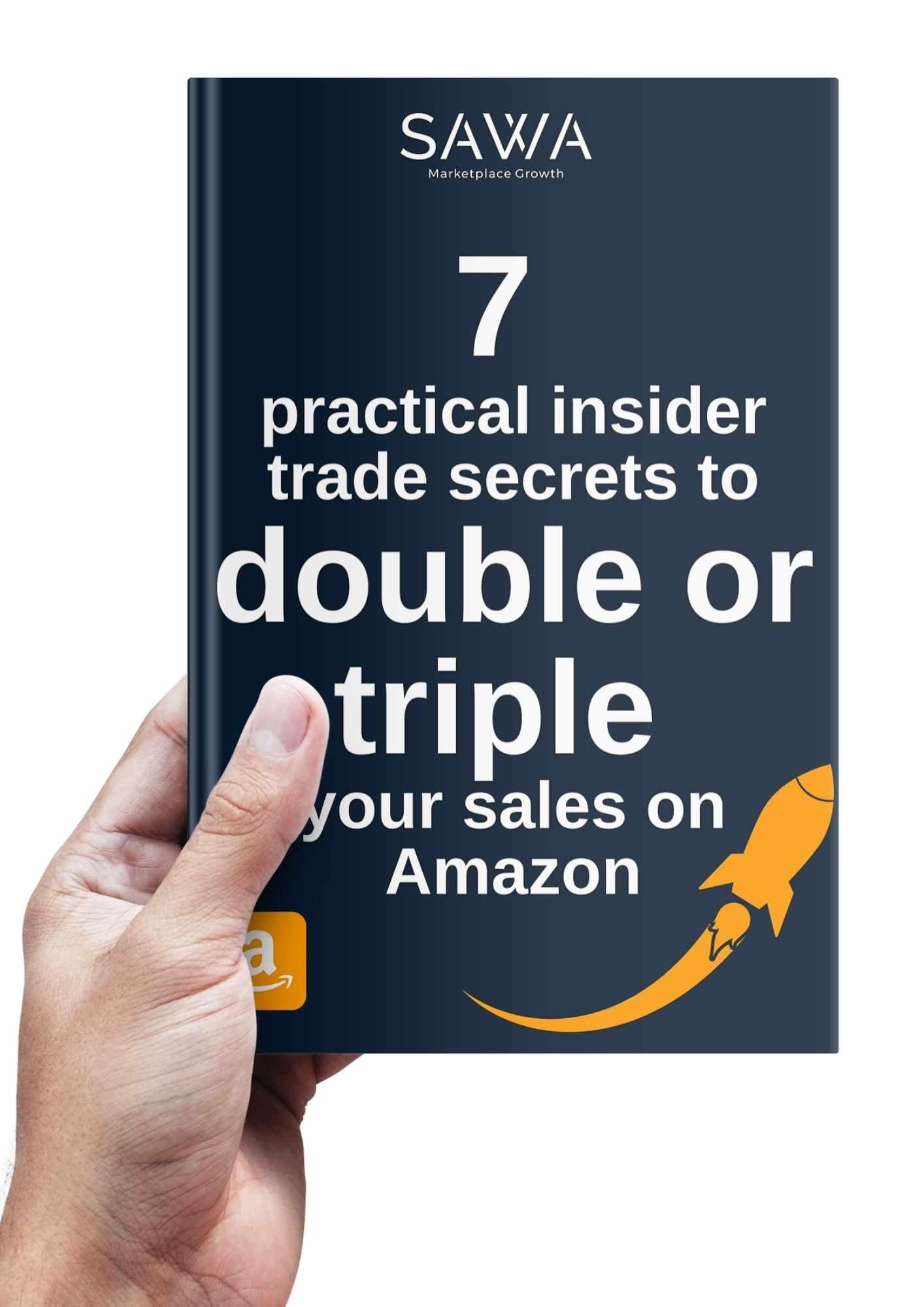 Amazon Ebook mockup - SAWA